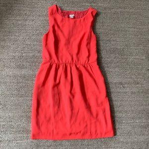 J.Crew Hot pink size 6 dress